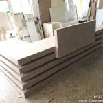 Diş Polikliniği ofis mobilya dekorasyon çalışması (2)